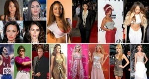 Incredible Hollywood Transformations