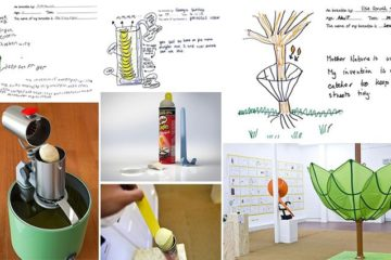 Inventions By Kids Real Product Prototypes