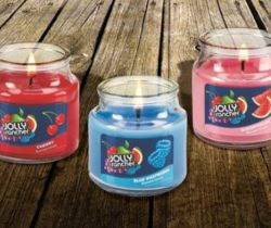 Jolly Ranchers Candle Set