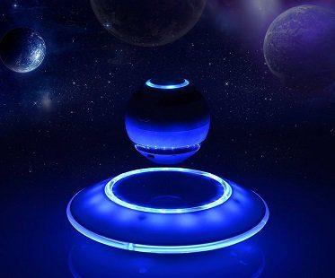 Levitating Bluetooth Speakers