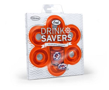 Life Ring Ice Cube Tray pack