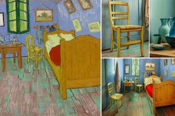 Live Inside A Van Gogh Painting