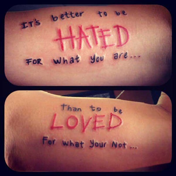 Loved Hated