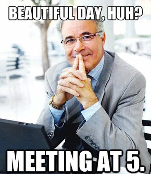 Meeting At 5