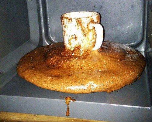 Microwave Fail