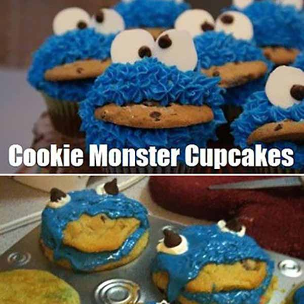 16 Amusing Nailed It Cake And Dessert Fails