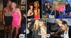 Most Embarrassing Nightclub Photos