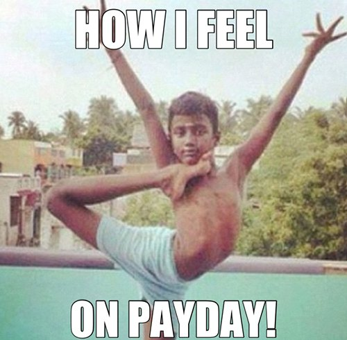 On Payday