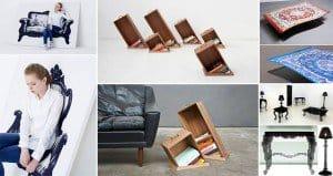 Optical Illusion Furniture Unique