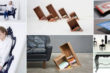 Optical Illusion Furniture Unique