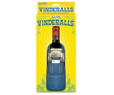 Overalls Wine Bottle Cover vinderalls