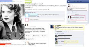 People Shot Down Facebook Friends
