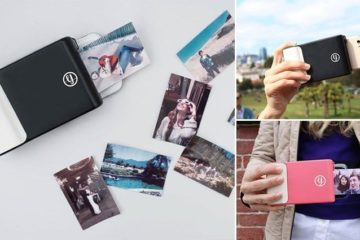 'Prynt' Phone Case Prints Instantly