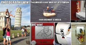 Random Winning Images