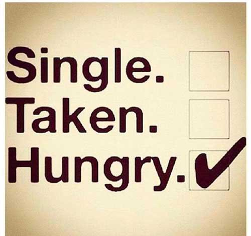 Single Take Hungry