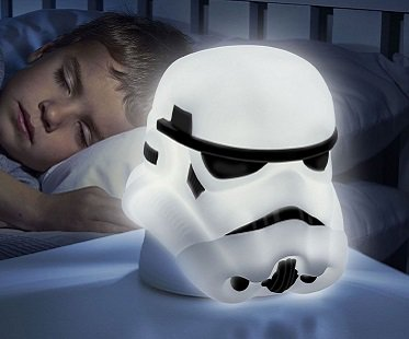 Stormtrooper Night Light And Torch