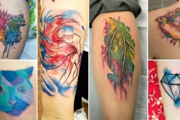 Stunning Colorful Tattoo