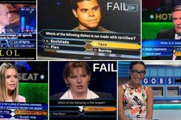 TV Show Fails