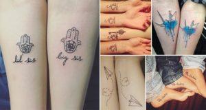 Tattoo Idea For Sisters