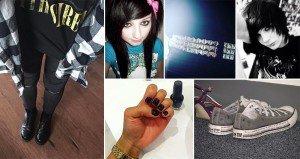 Things Used To Wear Emo Kid