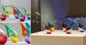 Vases Sway Flowers Keisuke Fujisawara