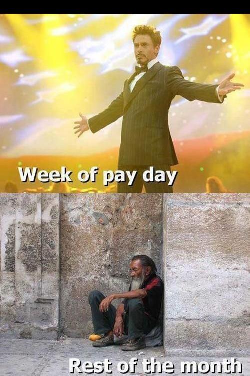Week Of Payday