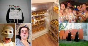 Weird Photos Found On Cameras
