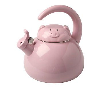 Whistling Pig Kettle