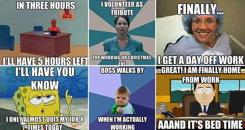 Funny work related memes