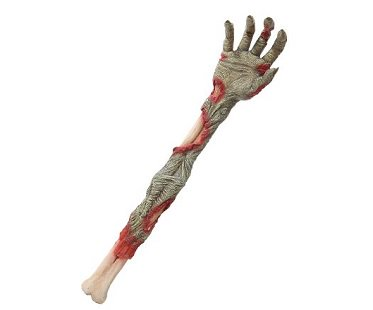 Zombie Arm Back Scratcher dead