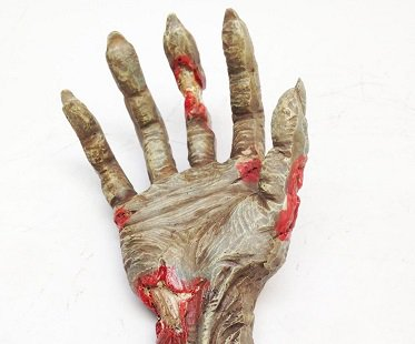 Zombie Arm Back Scratcher hand