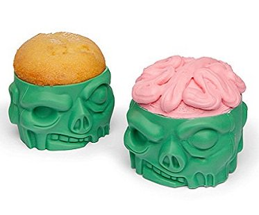 Zombie Baking Cups muffin