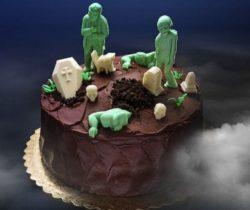 Zombie Chocolate Mold Tray