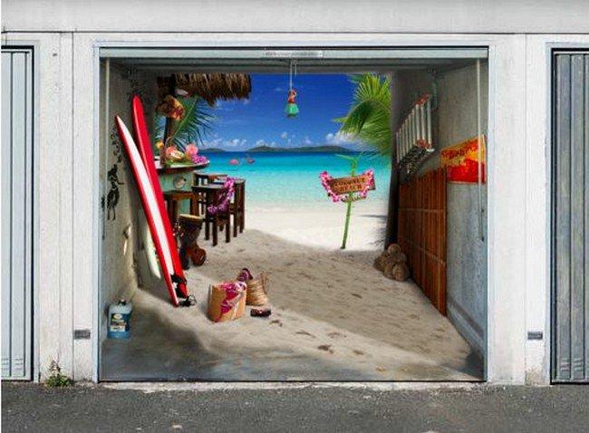 beach garage
