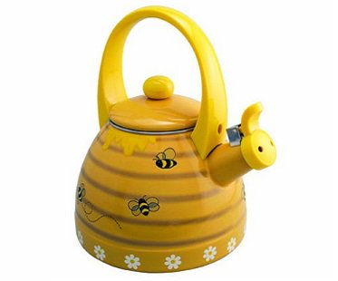 bee hive kettle