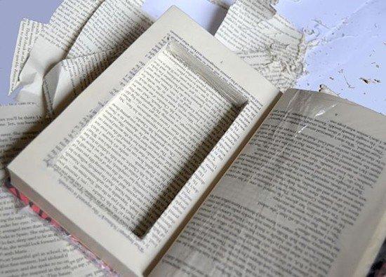 book hiding spot