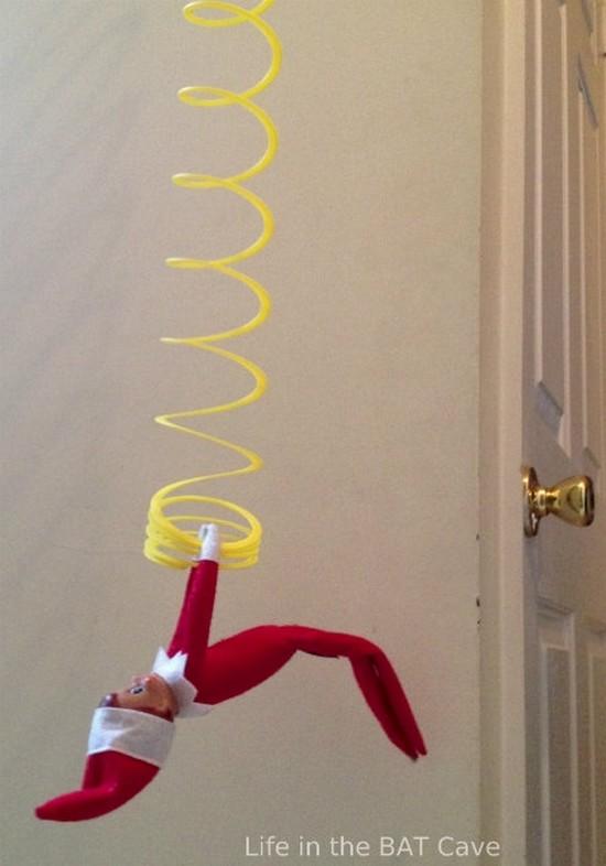 bungee elf