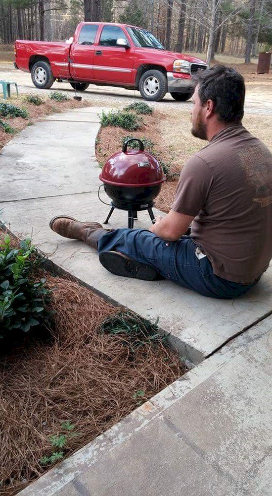 camping grill guy