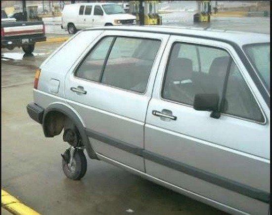 car castor
