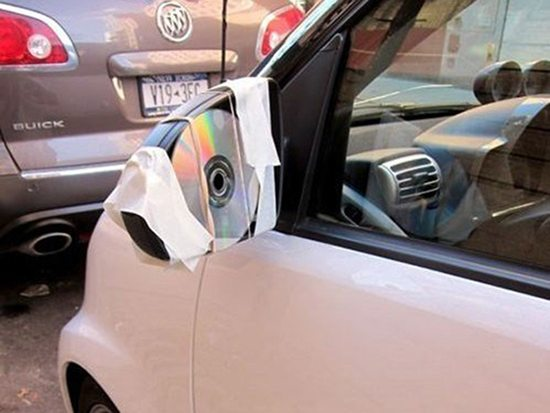 cd wing mirror