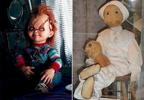 Toys R Us Chucky : Scary movies which are based on terrifying real life events
