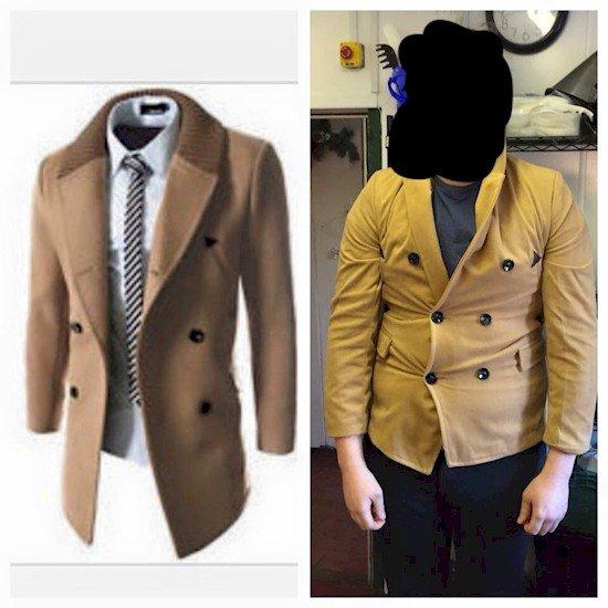 dodgy jacket