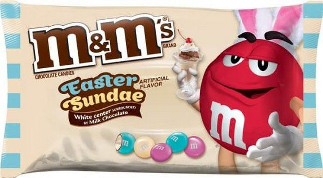 easter m and ms