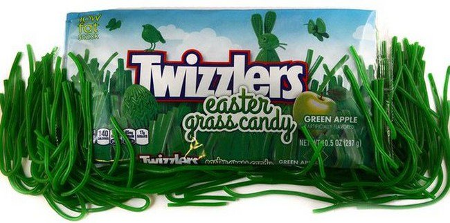 easter twizzlers