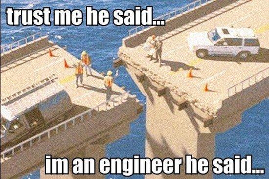 engineer fail
