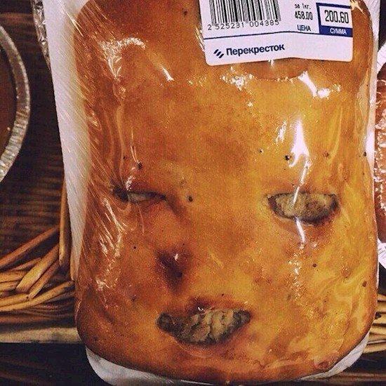 face loaf