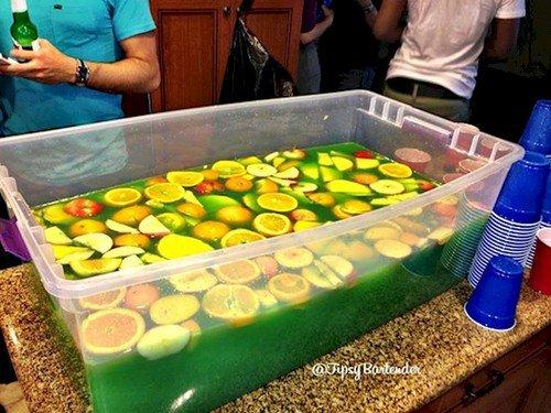 fruit punch basin