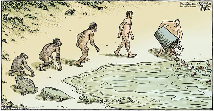 funny-satirical-evolution-charles-darwin-day-litter