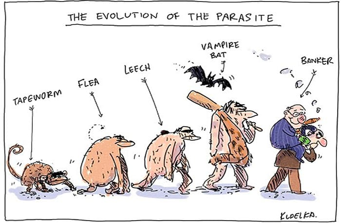 12 Satirical Comic Strips About Evolution Created For Darwin Day