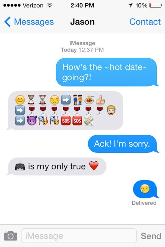 who should text first after a date